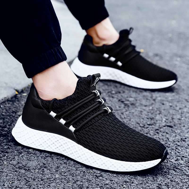 Fotwear Casual shoes men sneakers Fashion Style Good Design Mesh Breathable and lightweight to wear Comfortable zapatillas in Men 39 s Casual Shoes from Shoes