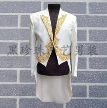 men embroidered suits designs masculino homme terno stage costumes for singers men tuxedo blazer dance jacket men formal dress