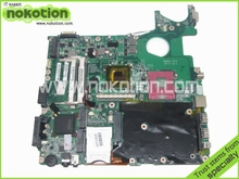 laptop motherboard for toshiba satellite A300 A000032270 DABL5SMB6E0 PM965 DDR2 with graphics slot