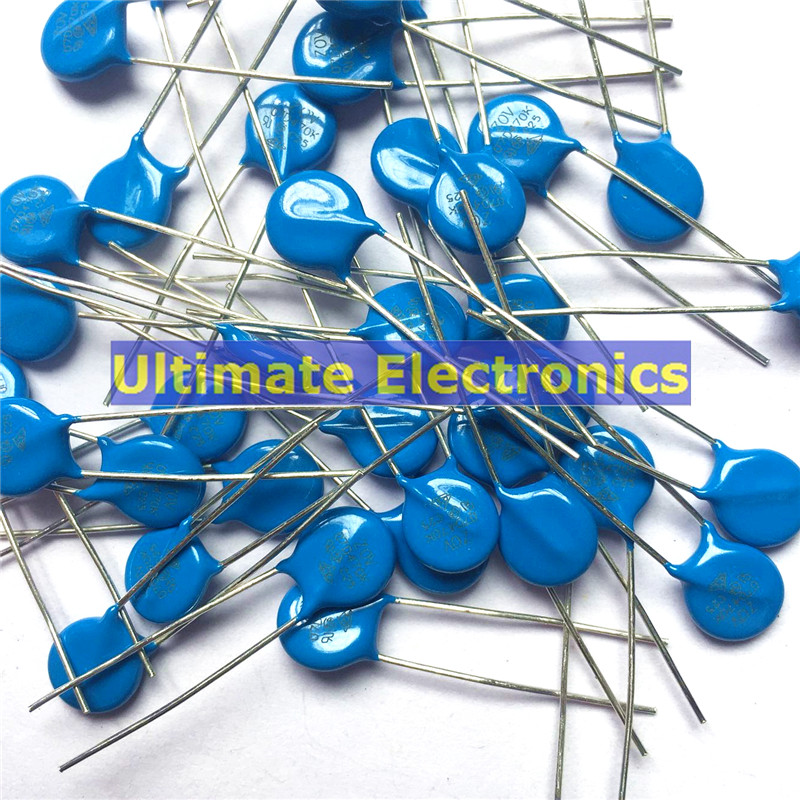 100pcs Varistors  07D431K  7D431K  430V Metal Voltage Dependent Resistor