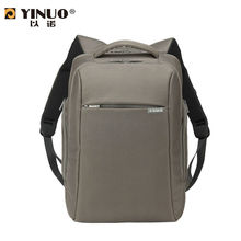 Brand Grey Backpack Canvas Mochila Casual Bagpack Women Bags for Female Bolsas Femininas Bag Backpack 15.6 Laptop Bag