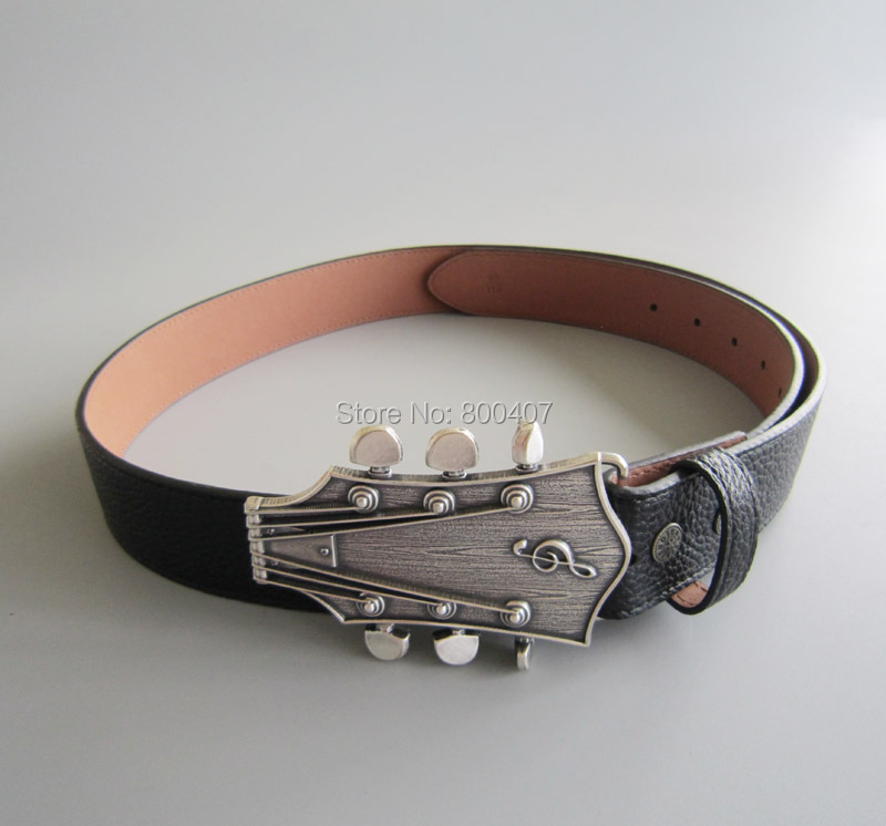 Guitar Belt Buckle