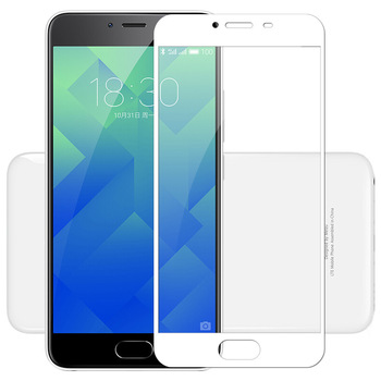 Dla Meizu m6 uwaga dla Meizu E3 pełna pokrywa szkło hartowane ochraniacz ekranu do Meizu M5c M5 c Meilan A5 32 GB 16 GB 64 GB folia ze szkła tanie i dobre opinie wierss Pokrowiec for Meizu M5c M5 c (Meilan A5) 5 0 Other Przezroczysty Anti-knock for Meizu m6 note (meizu note 6)(3GB 16GB 32GB)(4GB 64GB) 5 5-inch