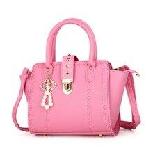 Famous Brand Luxury Women Leather Handbags Women's Trunk Bolsos Quality Messenger Bags Shoulder Bag Sac A Main Femme De Marque