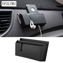 TPZLTWI автомобильный ящик для хранения автомобиля Наклейка для Lada Granta Kalina Priora Niva ВАЗ Largus 2107 2110 2109 2106 Samara 2114 2112 2108