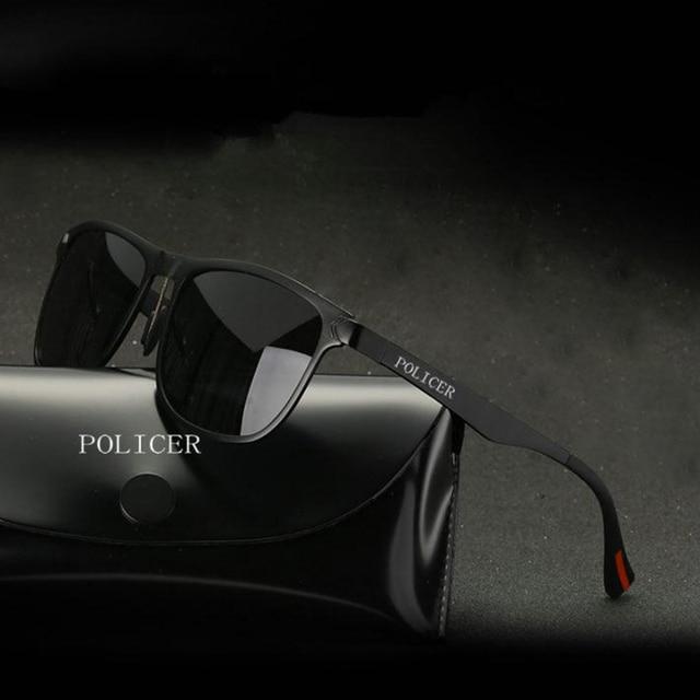 31de3d64f7b33 POLICER 2018 Sapo polarizador Polaroid Óculos De Sol óculos de Sol dos  homens de condução os
