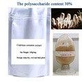 Envío libre 100% natural Coprinus comatus extracttop claseprecio 100 g/bolsa mejorar la función inmune del cuerpo