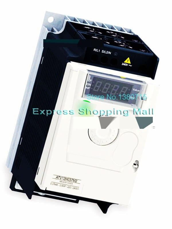 где купить ATV12H037M2 VFD Inverter Input 1ph 220V 2.4A 0.37KW New по лучшей цене
