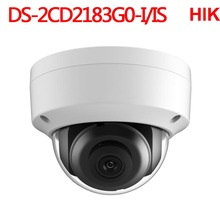 цена на 8mp POE WDR Ip camera DS-2CD2185FWD-IS,H.265 ,3DNR IP66,security camera,Pure English version  CCTV camera Fixed IR Dome