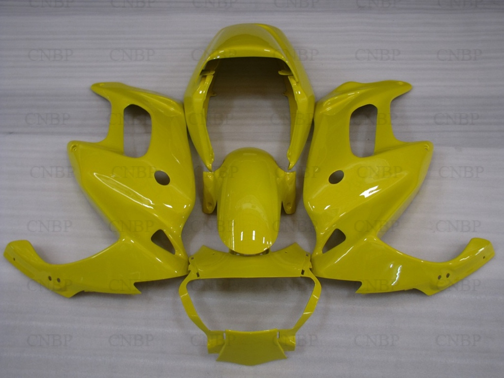 Yellow Fairing for Honda VTR1000F VTR 1000 F 1995 - 2005 1996 1997 1998 1999 2000 2001 2002 2003 2004 Bodywork Body Plastic деталь шасси oem vr 7 lca 1996 2000 honda civic ek ej