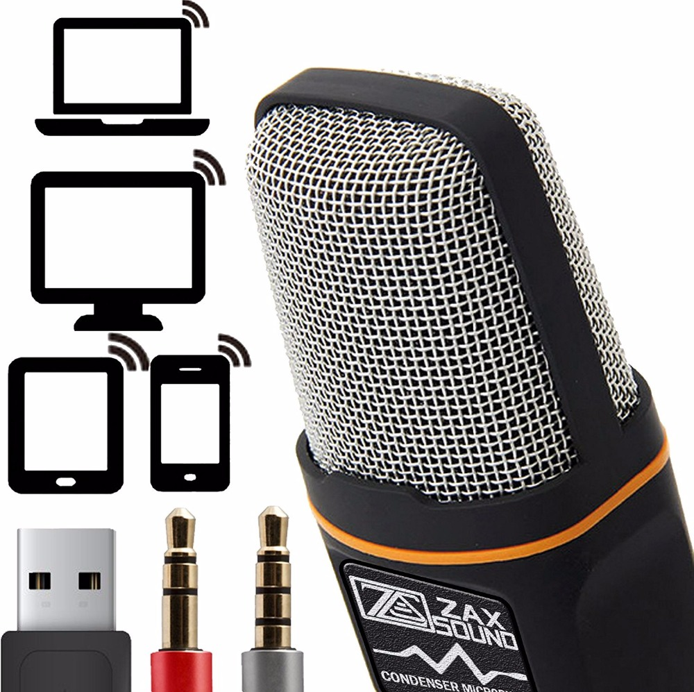 Usb Microphone In Android : professional cardioid condenser usb microphone with tripod stand for pc laptop iphone ipad ~ Hamham.info Haus und Dekorationen