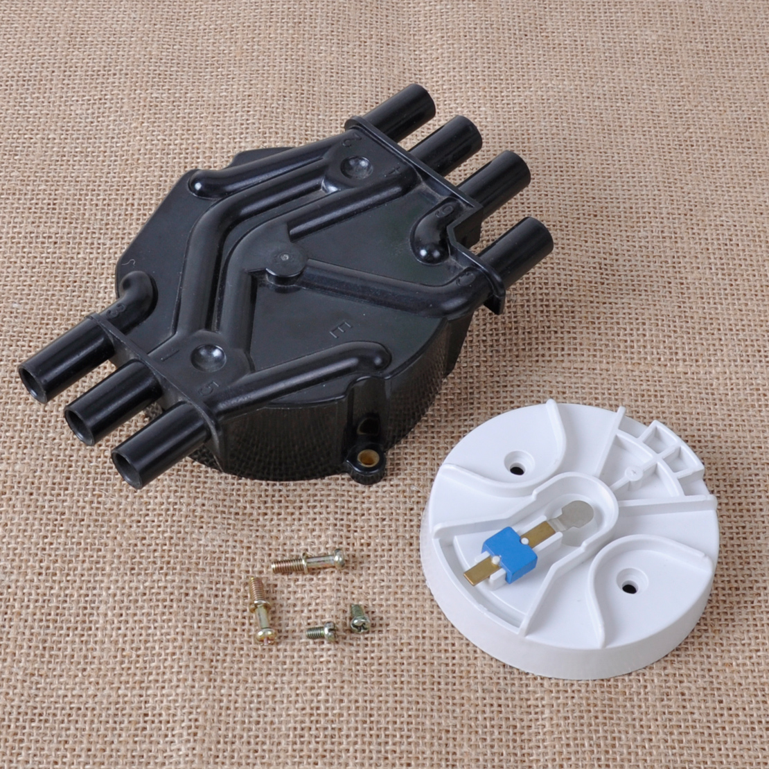 494dcc2a8a8 CITALL OEM 10452458 10452457 Ignition Distributor CAP Rotor for Chevrolet  Astro V6 4.3L 1996 2005 Blazer S10 V6 4.3L 1995 2005-in Electronic Ignition  from ...