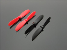 716 /820 /720 hollow cup motor propeller fan blade 55mm for Tiny QX80 F3_EVO_Brush brush flight control Mini RC Drone