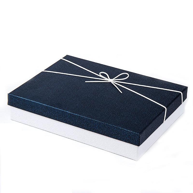 Fashionable gift box Customized Christmas Birthday gift Carton Creativity Business gift box custom made dress dress box