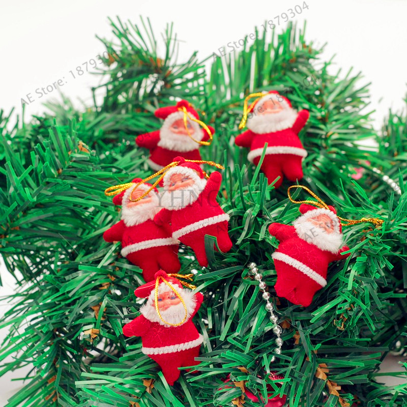15 Non Traditional Christmas Tree Ideas: 1pcs/bag Christmas Ornaments Non Woven Christmas Tree