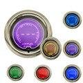 52 мм жк-цифровой 7 цветной дисплей коэффициент колесная база манометр