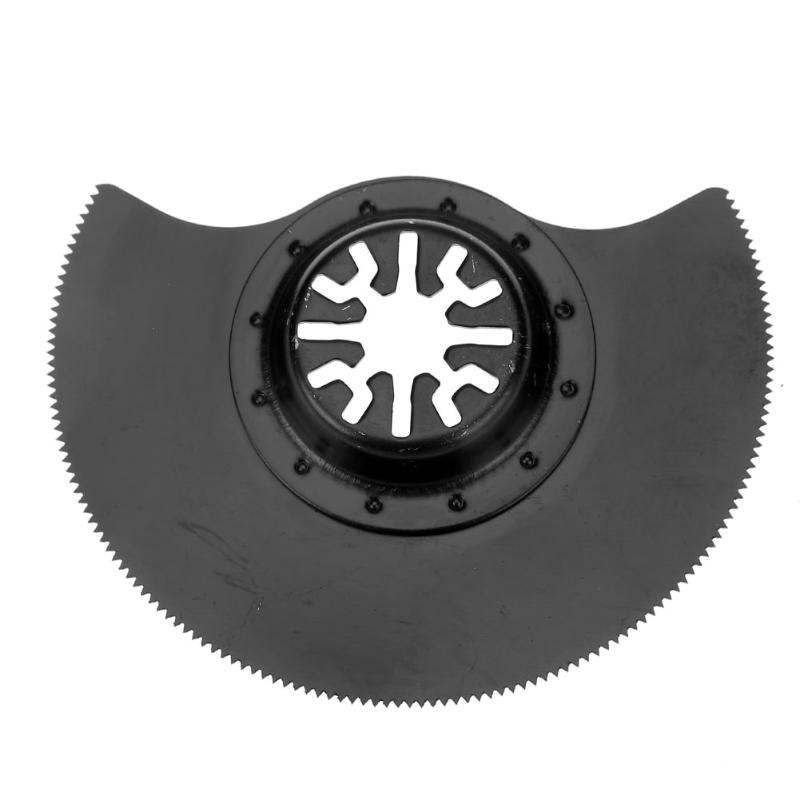 цена на 1pcs 88mm Saw Blades Oscillating Multi Tools HCS Segment Saw Blade for Wood Metal Cutting