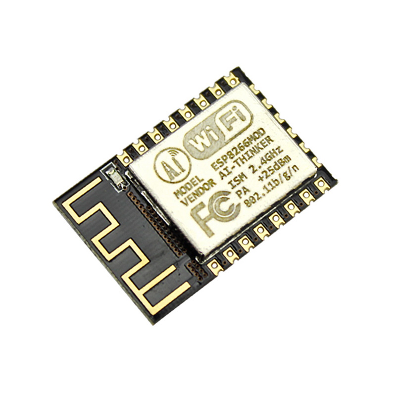 elecrow esp8266 esp 12f wifi module remote serial port esp8266ex wifi smaller tensilica l106. Black Bedroom Furniture Sets. Home Design Ideas