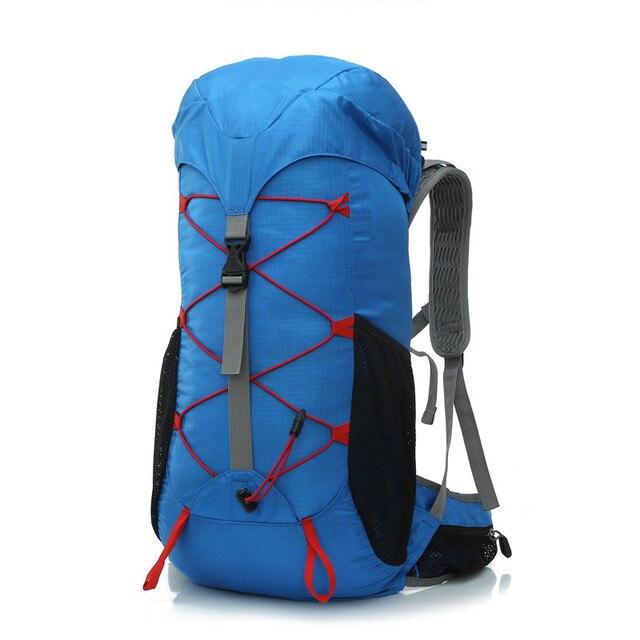 35L Outdoor Men Camping Hiking Waterproof Ultralight Backpack ...