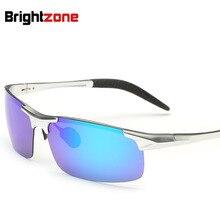 Алюминий магния Солнцезащитные очки для женщин на открытом воздухе Очки красочные Солнцезащитные очки для женщин Ночное видение очки на складе Óculos De Sol Gafas