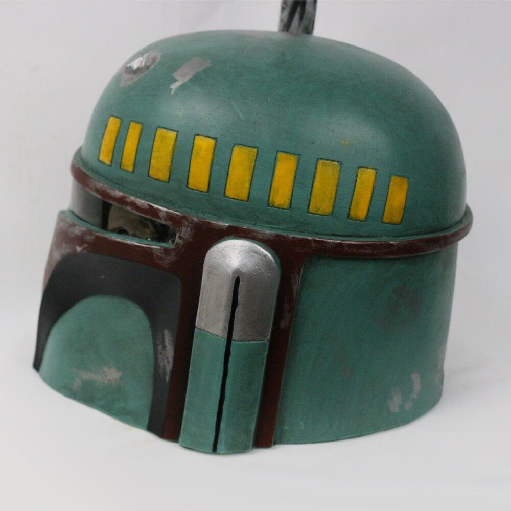 Helmet Star Wars Boba Fett Bounty Hunter Hat Boba Fett Helmet Halloween Helmet Mask (12)