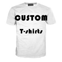 Los hombres impreso personalizado corriendo T camisa de secado rápido  transpirable corriendo T camisa elástico de 3D Digital imp. c8102bf7068b1
