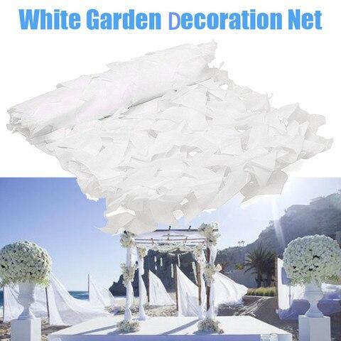 2x3 3x4 2x8 m branca de neve malha de rede de camuflagem militar ao ar