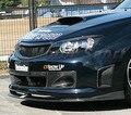 Автомобильные аксессуары FRP стекловолокно CS Нижняя линия Тип-1 стиль передняя губа подходит для 2008-2010 Impreza GRB STI передняя губа сплиттер