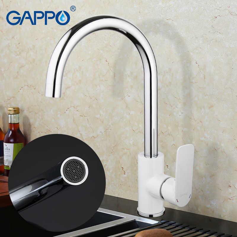 GAPPO, кухонный кран, краны для раковины, кухонный кран с фильтруемой водой, вращается, хромированный кран, кухонный Ретро смеситель, краны