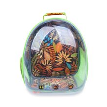 Premium Quality Pet Carrier Space Capsule Backpack Dog Puppy Travel Bag Breathable 360 Degree Sightseeing