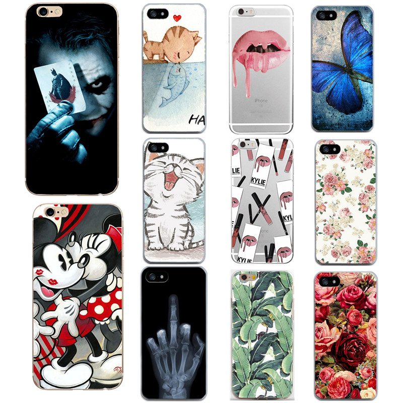 Boys' Shoes Inventive Ollivan 3d Relief Flowers Case For Iphone 7 Case Cover Silione Clear Soft Tpu Back Cover For Iphone X 8 7 6 S 6s Plus Fundas