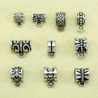 30Pcs Antique Silver...