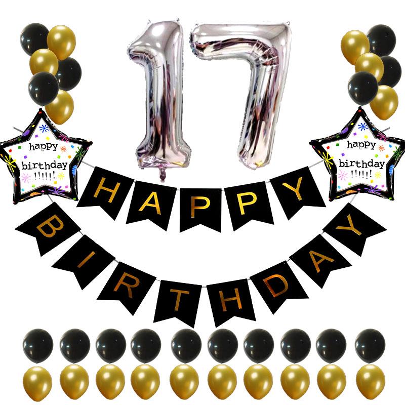 Feliz cumpleanos 17 anos imagenes