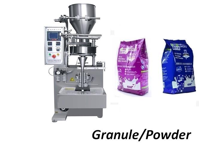 Verticale macchina imballatrice Completamente Automatico Volumetrico cup filler Granello Macchina Per L'imballaggio