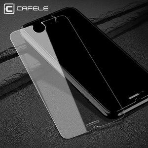Image 4 - Cafele iphone 12プロマックス11プロマックスxs × xr se 8 7 6 6sプラス強化ガラス2.5Dないフルカバーフィルム