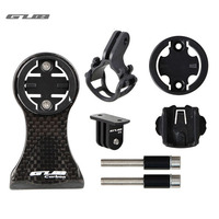 15g Carbon Fiber Bicycle Computer Mount Bike Stem Extender Handlebar Torch Holder Cycling Camera Mount For