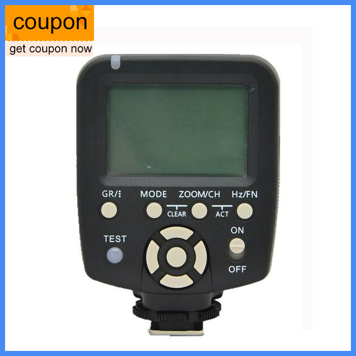 Yongnuo YN560-TX YN-560 TX Manual Flash Transmitter Controller for YN-560 III RF602/RF603/RF-603 II For Canon цены