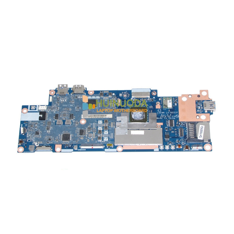 NOKOTION MBDUMMY021 Z3ENN LA-B551P Rev 0.6 for acer Chromebook 13-CB5-311 laptop motherboard NVIDIA Tegra K1 CD570M-A1 Mainboard brand new pbl80 la 7441p rev 2 0 mainboard for asus k93sv x93sv x93s laptop motherboard with nvidia gt540m n12p gs a1 video card