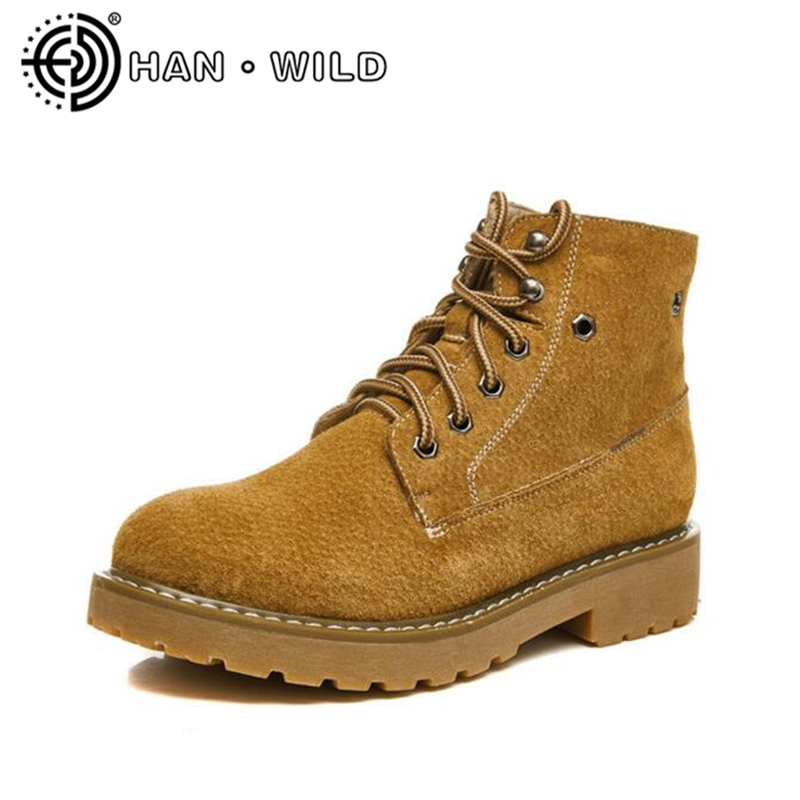 New Winter Warm Martin Boots For Women Genuine Leather Ankle Boots With Fur All Seasaon Ladies Casual Motorcycle Boots Plus Size 2017 new anti slip women winter martin