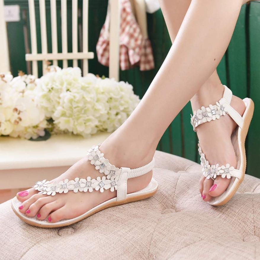 9036bcf1dcd8e9 Detail Feedback Questions about Women Sandals Women Summer Bohemia ...