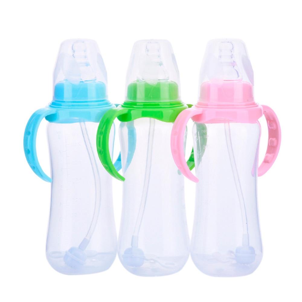 Cute Baby Feeding Bottle