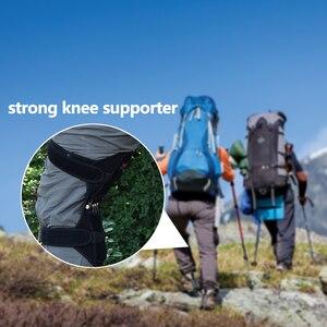 Image 5 - Aptoco дышащая Нескользящая опора для суставов, наколенники для поднятия колена, мощный отскок, пружинный усилитель колена VIP LINK