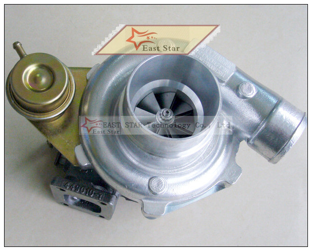 GT28 GT2870 AR 60 64 T25 internal wastegate 5 bolts water cooled Turbo Turbocharger For Nissan 180SX S13 Engine CA18DET kinugawa gtx ball bearing turbocharger 3 anti surge gtx2860r ar 64 t25 5 bolt internal page 9