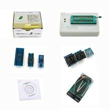 1KIT MiniPro TL866CS Prgrammer USB Универсальный Программатор/Bios Программы + 6 шт. Адаптер бесплатная доставка