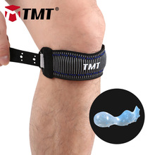 TMT Knee Support Patella Belt Sport Strap Pads Protector Band For Brace Football Sports Fitness Tendon Adjustable