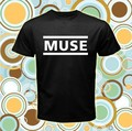 HOT MUSE THE 2ND LAW White Ringer Black T-Shirt summer men's fashion clothing short-sleeve T-shirt o-neck man's shirt mens tops