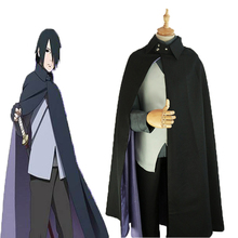 цена на Anime NARUTO NEXT GENERATIONS Cosplay Costume Uchiha Sasuke Uniform Cosplay Costume Halloween Carnival BORUTO Cosplay Costume