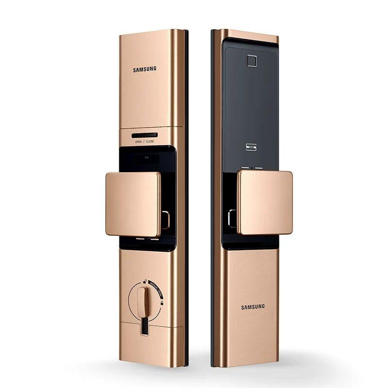 2019 NEUE SAMSUNG Fingerprint Digital Wifi Türschloss IoT Keyless SHP DR719 Große Moritse - 3