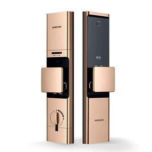 Image 3 - 2019 Nieuwe Samsung Vingerafdruk Digitale Wifi Deurslot Iot Keyless SHP DR719 Grote Moritse