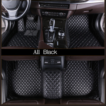 Special customized car floor mats for BMW 7 series E65 E66 F01 F02 G11 G12 730i 740i 750i 730d rugs liners image
